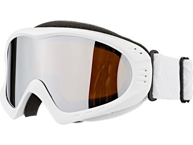 UVEX Cevron LM Lunettes de protection, white/silver-lasergoldlite